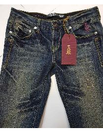 Джинсы Christian Audigier W1881BL ТЕСТ